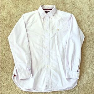 Ralph Lauren classic fit collared shirt